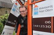 Makelaar Peter Otten uit Bovensmilde